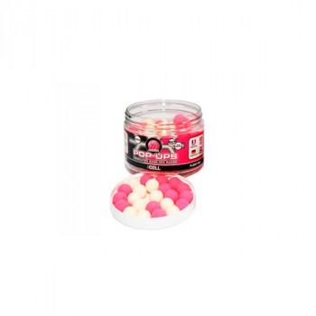 MAINLINE Плавающие Бойлы Base Mix Pop-ups Pink & White Cell 14mm