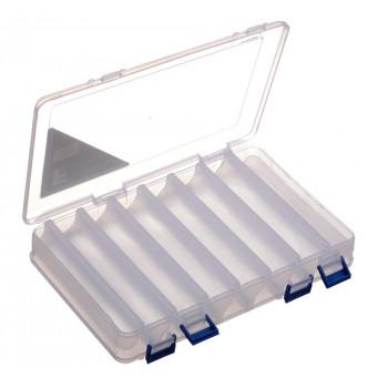Коробка 2-х сторонняя 14 секций 275x190x45mm