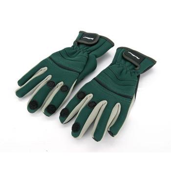 FORMAX Перчатки неопреновые со вставками (откр три пальца)
