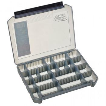 MEIHO Коробка VS-3020NS 255х190х28 Black