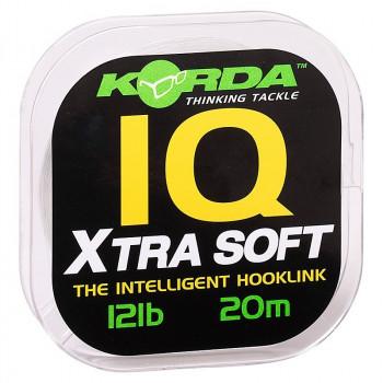 Леска-флюорокарбон Korda IQ–The Intelligent Hooklink