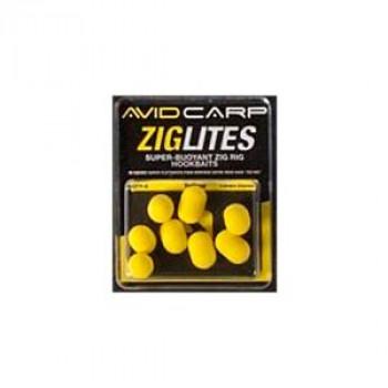 AVID CARP Бойлы искусственные Zig Lities