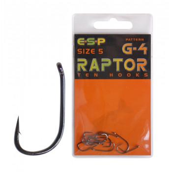 ESP Крючки Raptor G4 №6