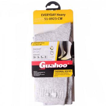 Носки Guahoo Everyday Heavy Health Angora melange grey