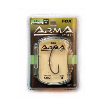 FOX Крючки Arma Point LSC (10 шт)
