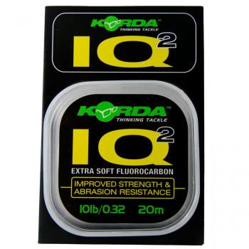 Леска-флюорокарбон Korda IQ2 Extra Soft