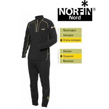 Термобельё микрофлисовое NORFIN NORD *20 L