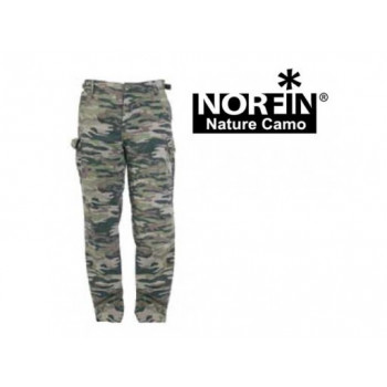 642001-S Брюки NORFIN NATURE CAMO