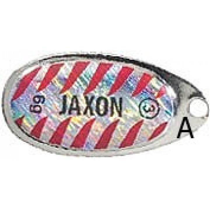 Вращающаяся блесна Jaxon Holo Select Satis A 3