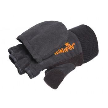 Перчатки-варежки Norfin Junior c магнитом р.M