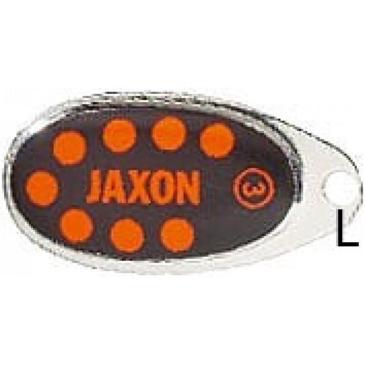 Вращающаяся блесна Jaxon Holo Select Satis L 1