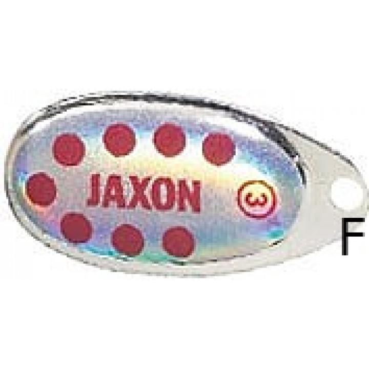 Вращающаяся блесна Jaxon Holo Select Satis F 2