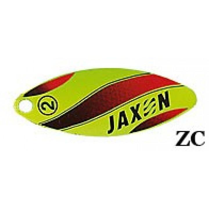 Вращающаяся блесна Jaxon Zebra H 1