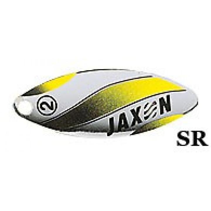 Вращающаяся блесна Jaxon Zebra E 4