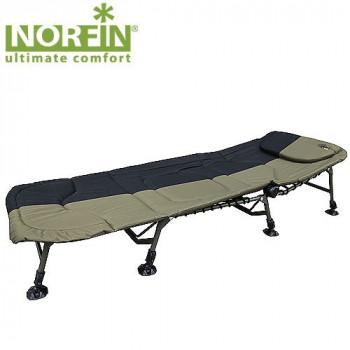 NF-20608 Кровать карповая 210х85х30мм Norfin Cambridge (8 ножек)