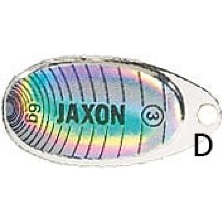 Вращающаяся блесна Jaxon Holo Select Satis D 4