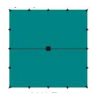 Тент 6x6 Tramp Tent 6x6
