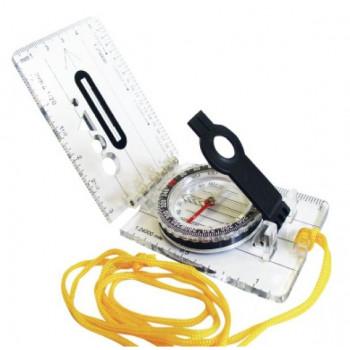 Компас жидкостной планшетный с визиром Tramp Sol SLA-001