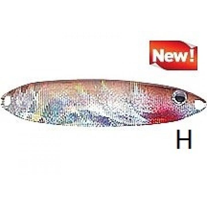 Колеблющаяся блесна Jaxon Holo Select Ukla Scot 2 H