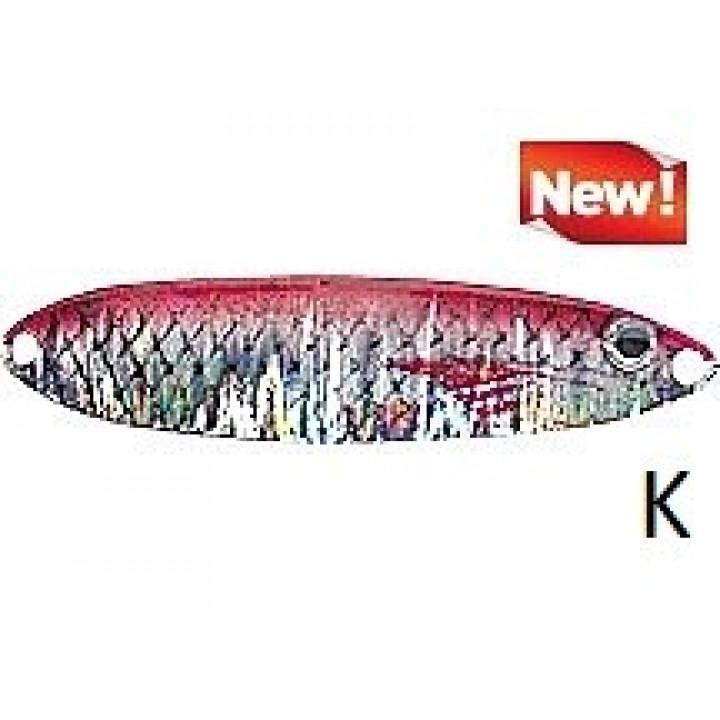 Колеблющаяся блесна Jaxon Holo Select Ukla Scot 1 K