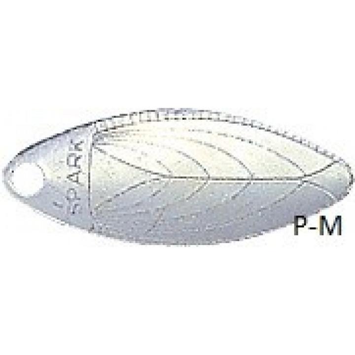 Вращающаяся блесна Jaxon Lukris Spark P-M 1