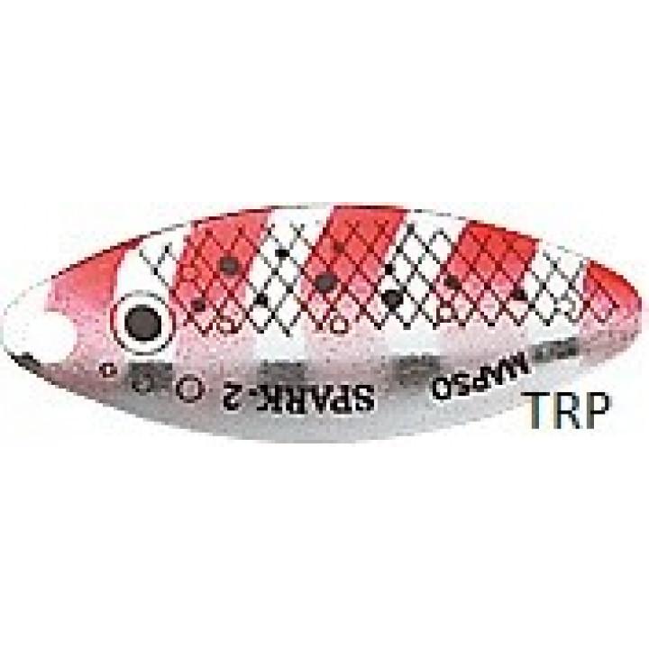 Вращающаяся блесна Jaxon Lukris Spark TPR 2