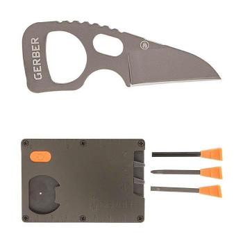 Мультитул Bear Grylls Gerber Card Tool (блистер)