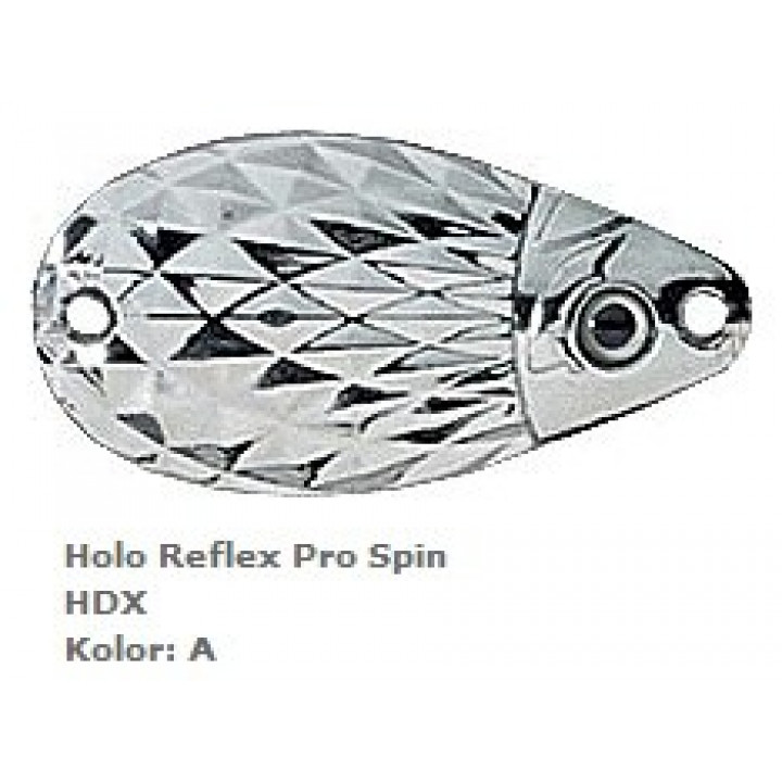 Колеблющаяся блесна Jaxon PRO SPIN HDX  2 A