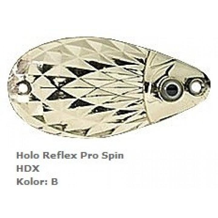 Колеблющаяся блесна Jaxon PRO SPIN HDX  2 B
