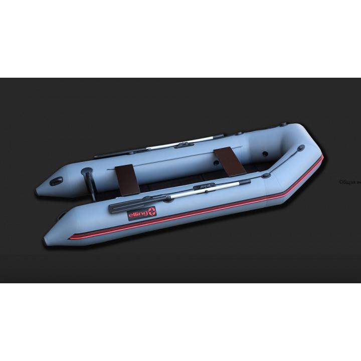 Лодка надувная Elling Патриот-270 + ЖИЛЕТ И МЯГКОЕ СИДЕНЬЕ В ПОДАРОК
