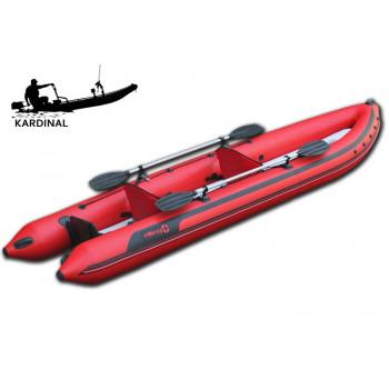 Лодка надувная канойного типа Elling Кардинал-470