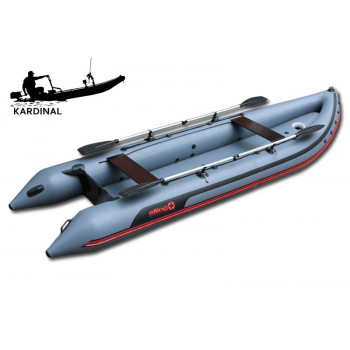 Лодка надувная канойного типа Elling Кардинал-430SL