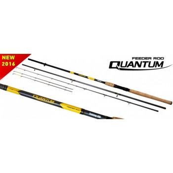 Удилище Fishing ROI Quantum Full Carbon Feeder Rod 3.00m 240g 40-110g