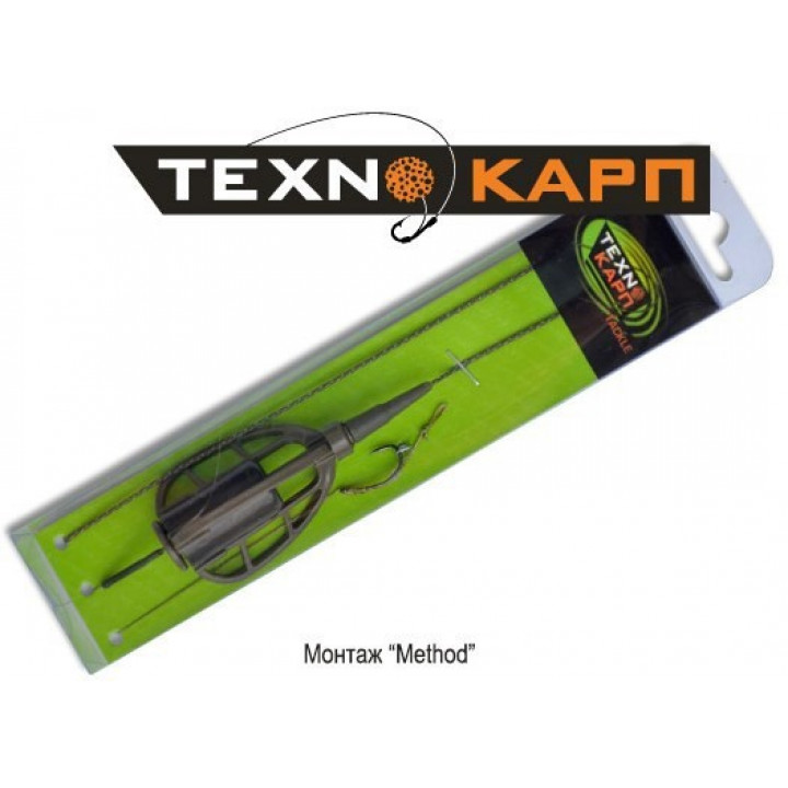 Готовый монтаж Технокарп Method-Texno 35g