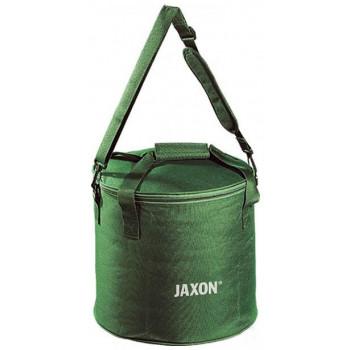 Ведро Jaxon 35x30 для прикормки