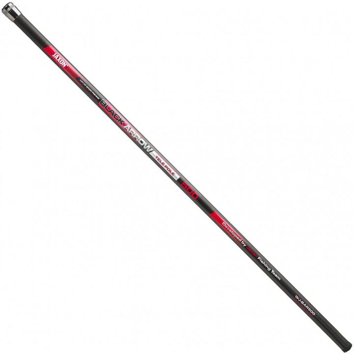Удилище Jaxon Black Arrow Tele Pole 5.00m