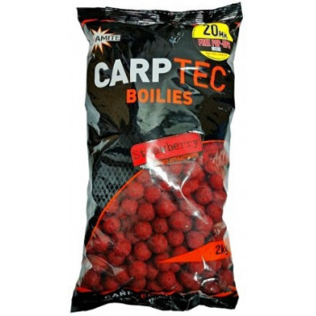 Бойлы Dynamite Baits Carp-Tec 2kg Strawberry 20mm