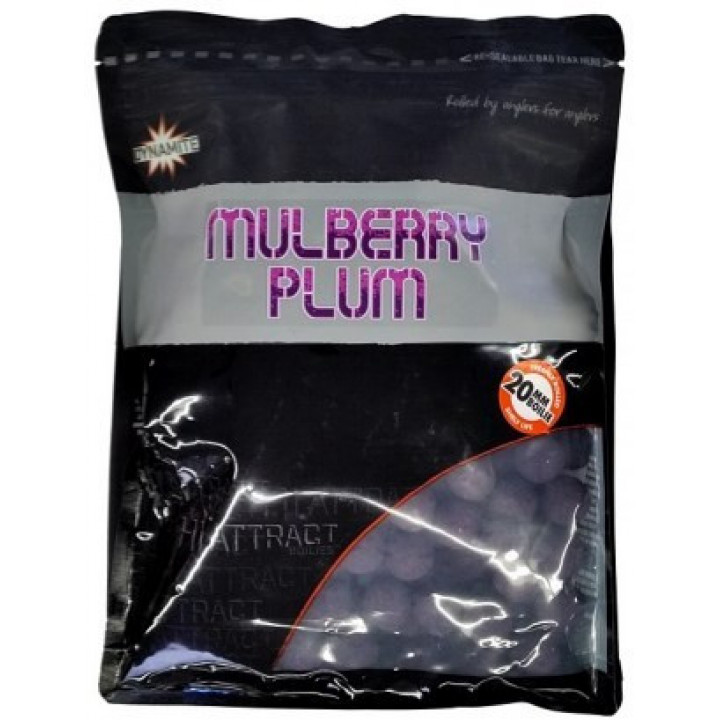 Dynamite Baits Hi-Attract 1kg Mulberry & Plum 20mm