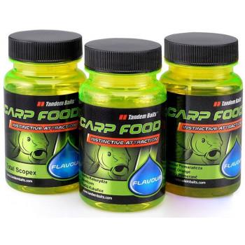 Ароматизатор Tandem Baits Carp Food Flavour 70ml Pineapple Juice / Ананасовый сок