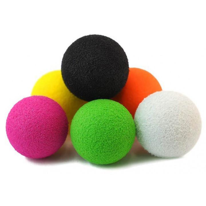 Искуственная насадка Tandem Baits Zig-Balls 10mm Желтый