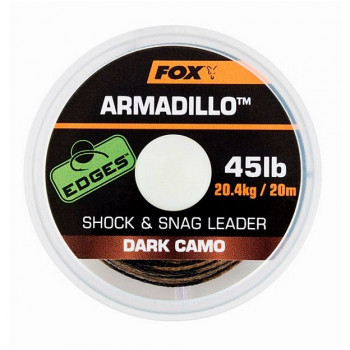 Шок-лидер Fox Armadillo Dark Camo