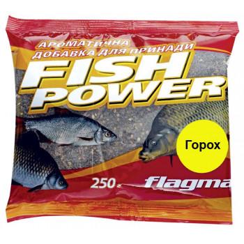 Добавка Flagman Fish Power Стик 250 g Горох