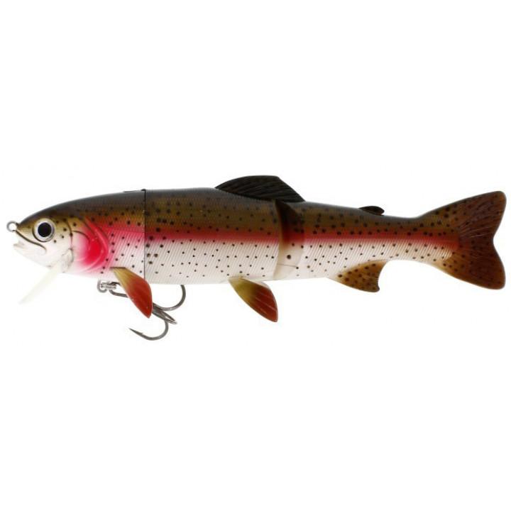 Приманка Westin Tommy the Trout 40g 1.0-2.0m Медленно-всплывающий Rainbow Trout 150mm