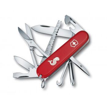 Мультитул Victorinox Swiss Army Fisherman 1.4733.72 красный