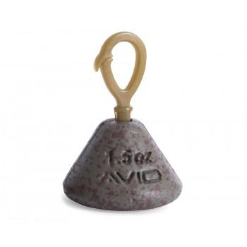 Беклид Avid Carp Back Leads1.5oz/43g 3 pcs 43g