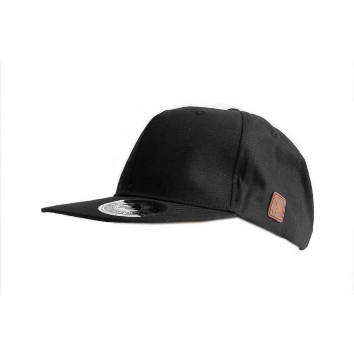 Кепка Avid Carp Snap Back Cap Чёрный