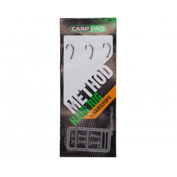Готовый поводок Carp Pro Method Hair Rig Line 12
