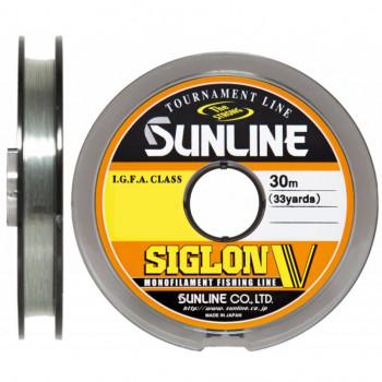 Леска Sunline Siglon V 30m 0.148mm 30m