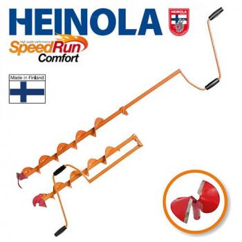 Ледобур HEINOLA SpeedRun Comfort 115mm