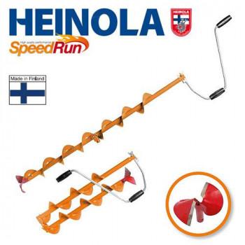 Ледобур HEINOLA SpeedRun Compact 115mm